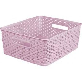 Curver Box MY STYLE - M - růžový