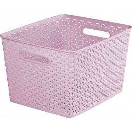 Curver Box MY STYLE - L - růžový