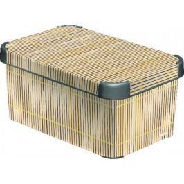 Curver Box DECOBOX - S - Bamboo