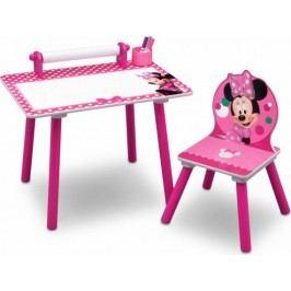 Forclaire Dětský kreslící stůl Minnie Mouse