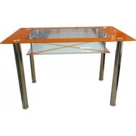 Falco Jídelní stůl B 175 oranžový