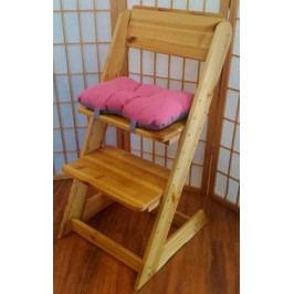 ATAN Sedák na dětskou židli Tyrkysovo-zelená