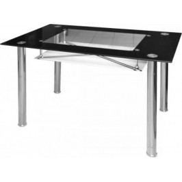 Falco Jídelní stůl B 175 černý Jídelní stoly