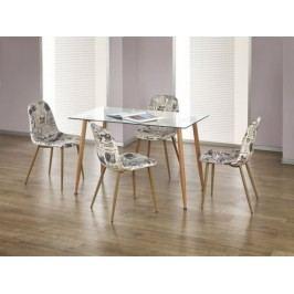Halmar Jídelní stůl Ulster - obdélníkový Jídelní stoly