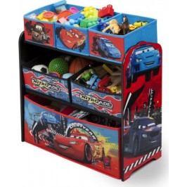 Forclaire Organizér na hračky Cars II