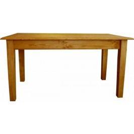 Unis Dřevěný jídelní stůl 00459 kód 00462 180x80 + kupón KONDELA10 na okamžitou slevu 10% (kupón uplatníte v košíku) Jídelní stoly