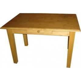Unis Dřevěný jídelní stůl 00465 kód 00468 180x80 + kupón KONDELA10 na okamžitou slevu 10% (kupón uplatníte v košíku) Jídelní stoly