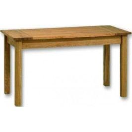 Unis Stůl dubový - exclusive 22460 kód 22462, 200x90 cm + kupón KONDELA10 na okamžitou slevu 10% (kupón uplatníte v košíku) Jídelní stoly