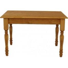 Unis Dřevěný jídelní stůl 00439 kód 00442 180x80 + kupón KONDELA10 na okamžitou slevu 10% (kupón uplatníte v košíku) Jídelní stoly
