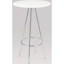 Autronic Barový stůl AUB-8000 WT + kupón KONDELA10 na okamžitou slevu 10% (kupón uplatníte v košíku)