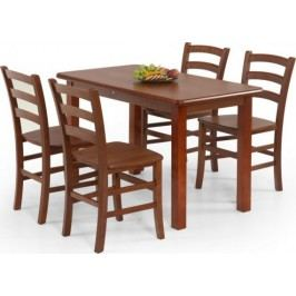 Halmar Jídelní stůl Dinner 115 Olše + kupón KONDELA10 na okamžitou slevu 10% (kupón uplatníte v košíku)