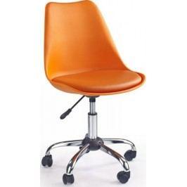 Halmar Dětská židle Coco Bílá + kupón KONDELA10 na okamžitou slevu 10% (kupón uplatníte v košíku)