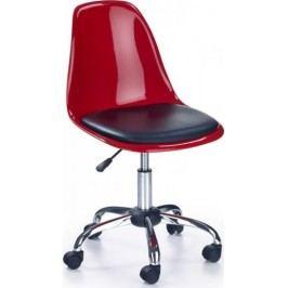Halmar Dětská židle Coco 2 Růžovo-bílá + kupón KONDELA10 na okamžitou slevu 10% (kupón uplatníte v košíku)