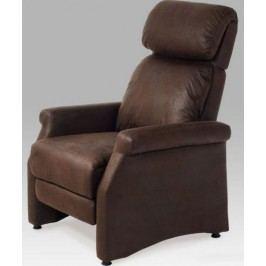 Autronic Relaxační křeslo TV-8057 LAN - lanýžová + kupón KONDELA10 na okamžitou slevu 10% (kupón uplatníte v košíku)