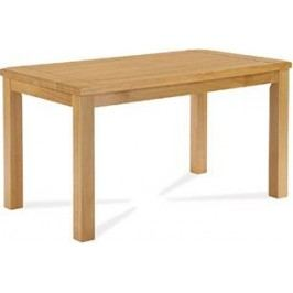 Autronic Stůl dřevěný T-1990 ANT - ořech-antik + kupón KONDELA10 na okamžitou slevu 10% (kupón uplatníte v košíku)