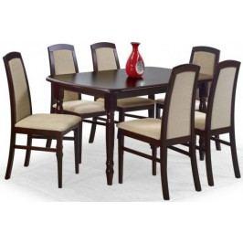 Halmar Jídelní stůl Arnold Antická třešeň II + kupón KONDELA10 na okamžitou slevu 10% (kupón uplatníte v košíku) Jídelní stoly