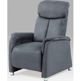 Autronic Relaxační křeslo TV-8128 CRM2 - krémová barva + kupón KONDELA10 na okamžitou slevu 10% (kupón uplatníte v košíku)