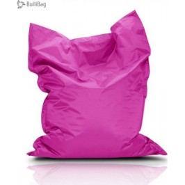 Bullibag Sedací pytel Bullibag® velký Růžová + kupón KONDELA10 na okamžitou slevu 10% (kupón uplatníte v košíku)