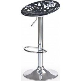 Halmar Barová židle H-56 Bílá + kupón KONDELA10 na okamžitou slevu 10% (kupón uplatníte v košíku)
