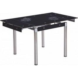 Falco Jídelní stůl FAL-082 černý Jídelní stoly