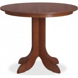 MIKO Jídelní stůl Viena kulatý 90x90+35 + kupón KONDELA10 na okamžitou slevu 10% (kupón uplatníte v košíku) Jídelní stoly
