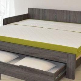 Ahorn Matrace k posteli Duovita Typ Flexona 18 - potahová látka Bombay + matracovina + kupón KONDELA10 na okamžitou slevu 10% (kupón uplatníte v košíku)