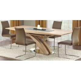 Halmar Jídelní stůl Sandor Bílý + kupón KONDELA10 na okamžitou slevu 10% (kupón uplatníte v košíku)