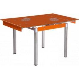 Falco Jídelní stůl FAL-082 oranžový