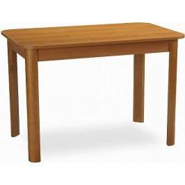 MIKO Jídelní stůl Moris 110x70 cm + zásuvka + kupón KONDELA10 na okamžitou slevu 10% (kupón uplatníte v košíku)