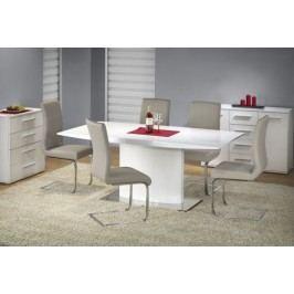 Halmar Jídelní stůl Elias - bílý
