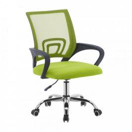 Tempo Kondela Kancelářská židle DEX 2 NEW, zelená / černá