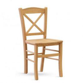 Stima Dřevěná židle Clayton - masiv dub
