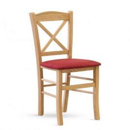 Stima Jídelní židle Clayton čalouněná - masiv dub Židle do kuchyně