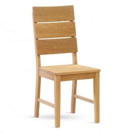 Stima Dřevěná židle Karin - masiv dub Židle do kuchyně