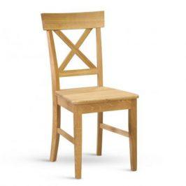 Stima Dřevěná židle Oak m894 - masiv dub