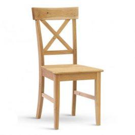 Stima Dřevěná židle Mary - dub sukatý Židle do kuchyně