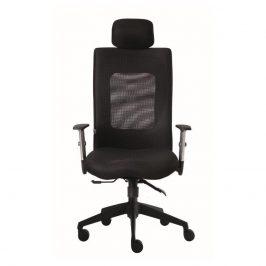 Alba Kancelářská židle LEXA s 3-D podhlavníkem