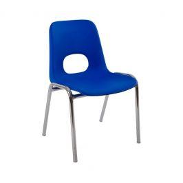 Alba Dětská plastová židlička HELENE PICCOLA Výška sedu 26 cm