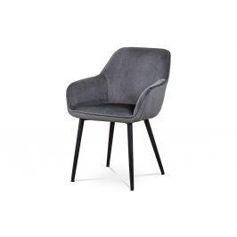 Autronic Jídelní židle AC-9980 GREY2
