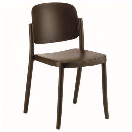 Alba Plastová židle PLAZA Židle do kuchyně