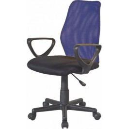 Tempo Kondela Kancelářská židle BST 2010 - modrá