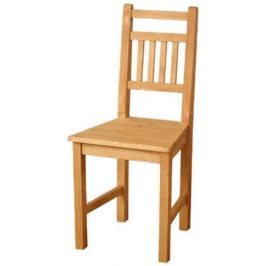 Unis Dřevěná židle Classic 00505