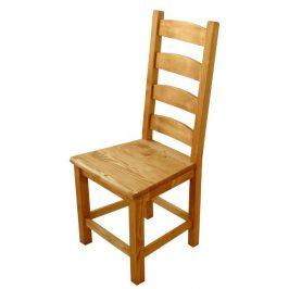 Unis Dřevěná židle Julie 00517 Židle do kuchyně