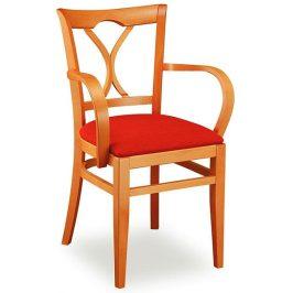 Bernkop Polokřeslo 323 811 Laura Židle do kuchyně