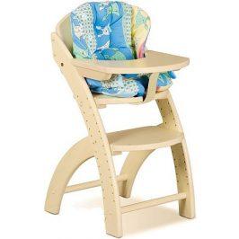 Domestav Dětská rostoucí židle Klára 1 s pultíkem.