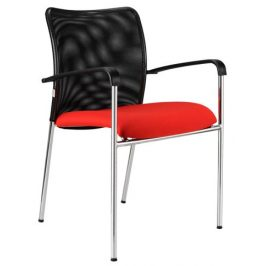 Alba Konferenční židle Trinity s područkami