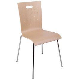 Alba Konferenční židle Tulip čalouněná