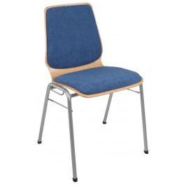 Alba Konferenční židle Kamila Čalouněný sedák i opěrák Konferenční židle