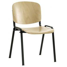 Alba Konferenční židle Imperia dřevěná Kancelářská křesla