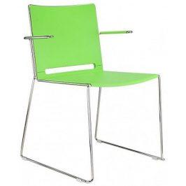 Alba Konferenční židle Filo plastová - bez područek